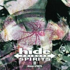 hide TRIBUTE III -Visual SPIRITS-