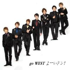 go WEST Yoi Don! - Johnny's West