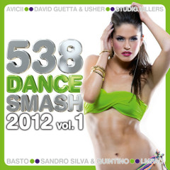 538 Dance Smash 2012 Vol. 1 (CD2)