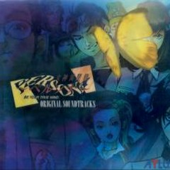Persona Be Your True Mind Original Soundtracks CD3 Part I