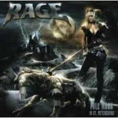 Full Moon In St. Petersburg (CD1) - Rage
