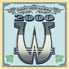 2000won 1st Mini Album  - Two Thousand Won