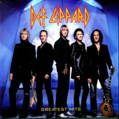 Greatest Hits (CD1) - Def Leppard