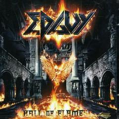 Hall Of Flames (CD1) - Edguy