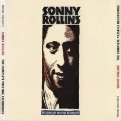 The Complete Prestige Recordings (CD2) - Sonny Rollins