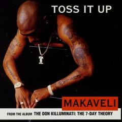 Toss It Up (UK Promo CD Single)