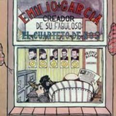 Emilio García - El Cuarteto de Nos