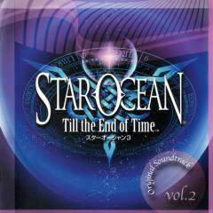 STAR OCEAN Till the End of Time Original Soundtrack vol.2 CD1