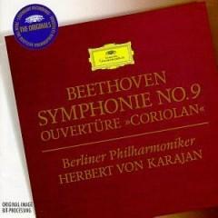 Beethoven, Symphonie Nr. 9; Coriolan Ouverture op. 62