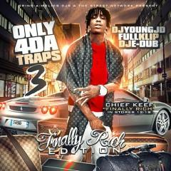 Only 4 Da Traps 3 (CD1)