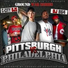Pittsburgh Vs. Philadelphia (CD2)