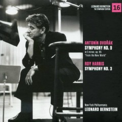 Antonin Dvorak — Symphony No. 9, Roy Harris — Symphony No.3 - Leonard Bernstein,New York Philharmonic