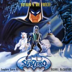 Batman & Mr. Freeze: Subzero OST (P.1)