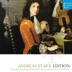 Telemann - Werke mit obligatem Cembalo aus den Essercizii Musici (CD1) - Andreas Staier