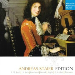 Dussek, Johann Ladislaus - Sonaten - Andreas Staier