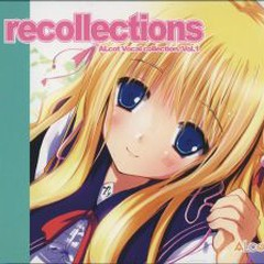 recollections - ALcot Vocal collection Vol.1