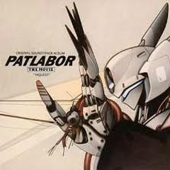 Patlabor The Movie Original Soundtrack Album 'Inquest'