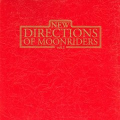 NEW DIRECTIONS OF MOONRIDERS Vol.1 (CD2)