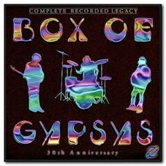 Box of Gypsys (CD5)