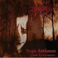 Regie Sathanas- A Tribute To Cernunnos - Enthroned