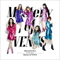 HELLOVENUS 6th Mini Album Mystery Of VENUS