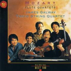 Mozart Flute Quartets Disc 2 - Tokyo String Quartet,James Galway