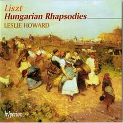 Liszt Complete Music For Solo Piano Vol.57 - Rapsodies Hongroises Disc 1