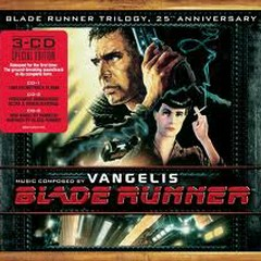 Blade Runner Trilogy - 25th Anniversary CD1 - Vangelis