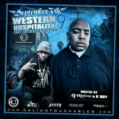 Western Hospitality 9 (CD1)