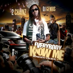 Represent 4 Da Real X: Everybody Know Me (CD2)