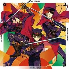 Ensemble Stars! Unit song CD 3rd Series vol.8 AKATSUKI (Kengeki no Mai)