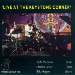 Live At The Keystone Corner
