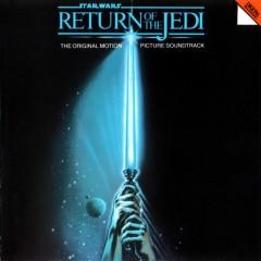 Star Wars: Return Of The Jedi OST  - John Williams