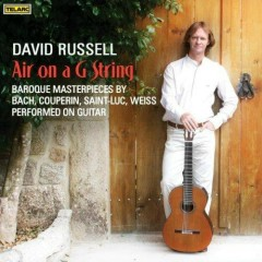Air on a G String (CD1) - David Russell
