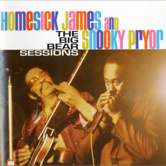 The Big Bear Sessions (CD 2) - Homesick James,Snooky Pryor