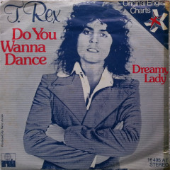 Dreamy Lady - T. Rex