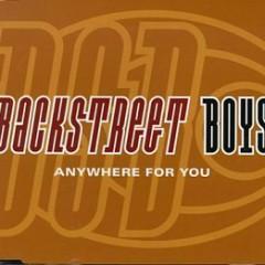 Anywhere For You (CDM) - Backstreet Boys