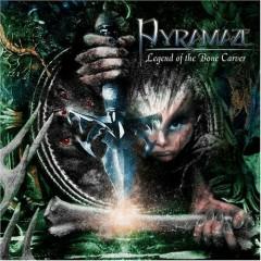 Legend Of The Bone Carver - Pyramaze