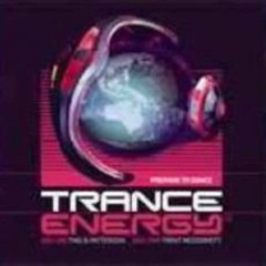 Trance Energy Australia (CD4) - Simon Patterson