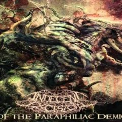 Rise Of The Paraphiliac Demigod - EP