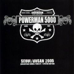 Korea Tour EP - Powerman 5000