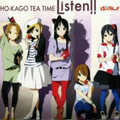 Listen!! - HO-KAGO TEA TIME