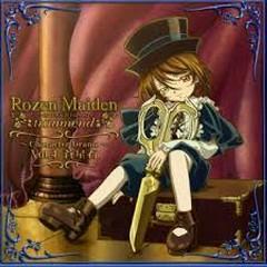 Rozen Maiden träumend ~Character Drama~ Vol.4 Souseiseki