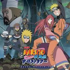 Naruto Shippuuden The Movie The Lost Tower Original Soundtrack (CD2)