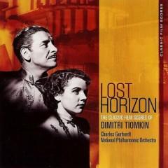 Lost Horizon: The Classic Film Scores Of Dimitri Tiomkin OST