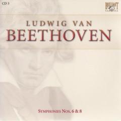 Ludwig van Beethoven  Complete Works CD 003  Symphonies Nos.6&8