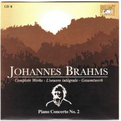 Johannes Brahms Edition: Complete Works (CD8)