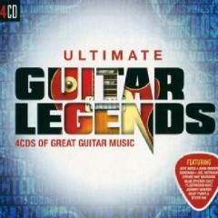 Ultimate Guitar Legends CD 4 - Various Artists