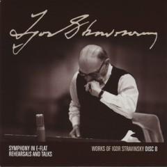 Works Of Igor Stravinsky Disc 8