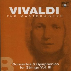 Vivaldi - The Masterworks CD 8 (No. 1)